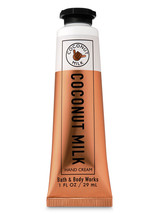 New Coconut Milk Hand Cream Bath & Body Works Ships Free! - $9.00