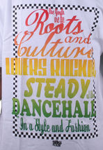 In4mation USA made Roots Culture Lovers Style Fashion Brown or White T-Shirt NWT image 7