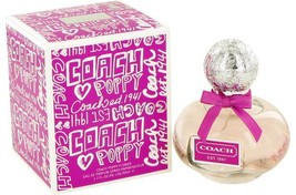 Coach Poppy Flower Perfume 3.4 Oz Eau De Parfum Spray  image 5