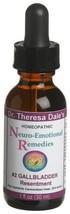 Neuro-Emotional #2 Gall Bladder Resentment Meridian – Homeopathy - $663,77 MXN