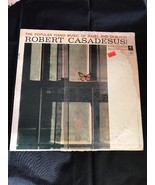 Lp 33 Record Robert Casadesus Piano Ravel Debussy Music Album Musica - $4.26
