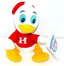 Disney Bean Bag Plush - HUEY (Donald's Ducks) (7 inch) - W/Tag & FAST SH... - $0.99