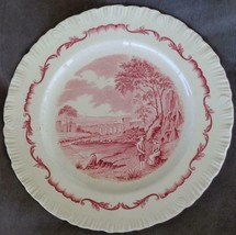 Antique Wedgwood Bread Plate - Salvator - Vgc - Beautiful TRANSFER-WARE Plate - $14.84