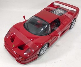 Bburago - 18-16004 - Ferrari F50 Race and Play Scale 1:18 - Red - $49.45