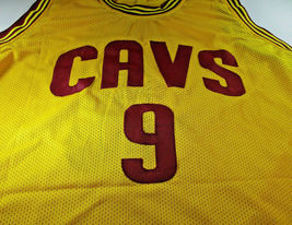 CHANNING FYRE / NBA CHAMPION / HAND SIGNED CLEVELAND CAVALIERS CUSTOM JERSEY COA image 2
