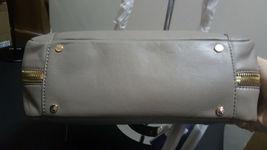 NWT Rebecca Minkoff Swing Shoulder Bag Purse Mushroom image 6