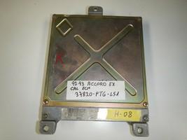 93-94 HONDA  ACCORD EX  ECU  ECM # 37820-PT6-L51 ( PLEASE MATCH # (H-08) - $14.80