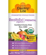 Country Life, LLC - Prenatal Daily Nutrition - 90 Tablets - $18.99