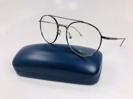 New Lacoste L2250 033 Dark Gunmetal Eyeglasses 52mm with Lacoste Case - $79.15