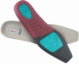 Ariat Women's Square Toe ATS Multi Footbed Insoles - $18.95
