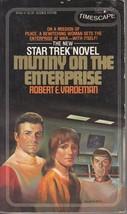 Mutiny on the Enterprise - Robert E. Vardeman - PB - 1983 - 0-671-46541-4 - $0.97