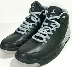 Nike Air Jordan Flight Origin 2 Black/Grey Retro Shoes 705155-005 Sz 10.5 - €41,27 EUR