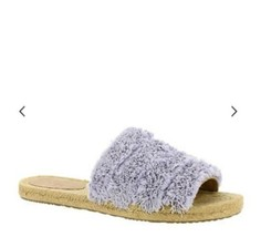 Ugg women edith shearling slide sandals size 7.5 NIB - $51.30