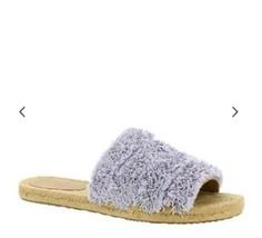 Ugg women edith shearling slide sandals size 7.5 NIB - $51.30