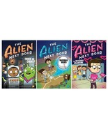 THE ALIEN NEXT DOOR Childrens Series by A.I. Newton PAPERBACK Set of Boo... - $19.99