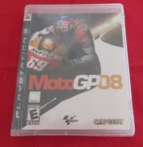 MotoGP '08 (Sony PlayStation 3, 2008) Brand New Factory Sealed - $14.23