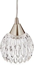 "ELK Lighting 10342/1 Kersey Collection 1 Light Mini Pendant, 6 x 5 x 5"",... - €119,35 EUR"