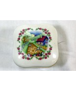 Heritage House 1985 Songs Of Love Stardust Square Shaped Musical Trinket... - $17.32
