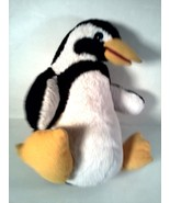 "SOFT FUN PENGUIN PLUSH TOY 15"" TALL FREE SHIPPING! - $7.99"