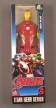 """Marvel Avengers Titan Hero Series 12"""" Iron Man Action Figure - $9.99"""
