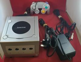 GameCube Limited Edition Platinum Console - $56.48