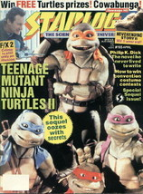 Starlog Magazine #165, 1991 Teenage Mutant Turtles NEW - $5.90