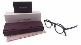 OLIVER PEOPLES Unisex Blue Denim Glasses with case OV 5185 1585 45mm - $295.99