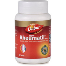 Dabur Rheumatil Tablets (90tab), 100% Herbal natural product. Free Shipping - $14.99