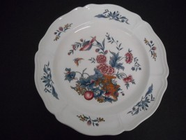 "Williamsburg Wedgwood China~""Potpourri"" Pattern~TKD 510~(1)~8"" Salad Plate - $7.95"