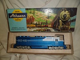 Vintage Athearn GM Demo RTR Diesel Train Engine SD-45 - $98.99