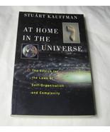 À la Maison En The Universe Search Pour Laws De Self-Organization Et Com... - $9.09