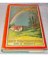 At the Foot of the Rainbow Gene Stratton Porter Hc DJ Grosset Dunlap 1916 - $9.00