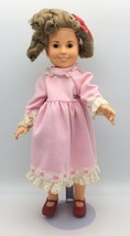 "Vintage Ideal Shirley Temple Doll 1972 Pink Dress 17"" - $19.95"