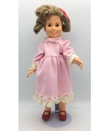 """Vintage Ideal Shirley Temple Doll 1972 Pink Dress 17"""" - $19.95"""