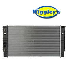 RADIATOR GM3010208 FOR 97 98 99 OLDSMOBILE AURORA FRONT V8 4.0L wo/EOC w/TOC image 1