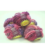 Bazinga-Yarn-by-Plymouth-Yarn-Acrylic-and-Wool-Blend-Variegated-Co... - $9.89