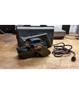 Sears Craftsman 315.11721 3x 21 Corded Electric Belt Sander with case - $49.49