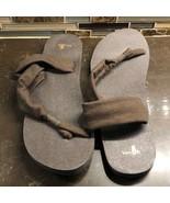 NWT Sanuk brown yoga sandals - $34.65