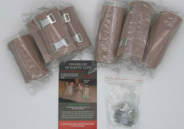 Mighty-X Premium Elastic Bandage Wrap - 7 Pack  - $10.58