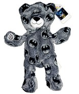 Build a Bear Batman Superhero UNSTUFFED Teddy 16in. DC Comics Edition Pl... - $139.99