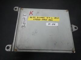 1996-1997 HONDA ACCORD  2.7-L ECU  ECM  # 37820-P0G-A54 ( PLEASE MATCH #... - $24.70
