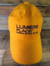 Lumiere Place Casino & Hotels St Louis Adjustable Adult Hat Cap - $5.93