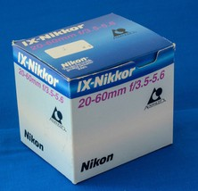 NEW in Box! Nikon IX-Nikkor 20-60mm Camera Lens; NEVER USED!!  - $46.87