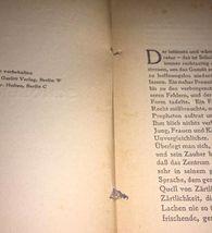 Sch. Gorelik Scholem Alechem Antique Book 1920 Judische Bucherei Germany Judaica image 4