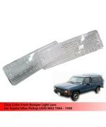 Clear Front Bumper Light Lens For Toyota Hilux Pickup MK2 LN50 1984 - 1988 - $9.20