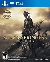 FINAL FANTASY XIV, Shadowbringers - PlayStation 4 [video game] - $18.87