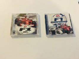 EA Sports (Lot of 2) F1 World Championship PC Game Windows 2000, 2001, M... - $23.70