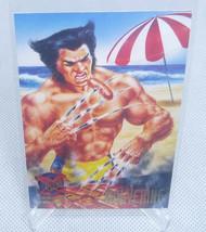 1995 Fleer Ultra X-Men Wolverine Spring Break Trading Card #149 - $2.96