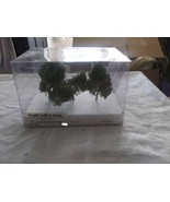 """Grand Central Gems Ho Scale  3-Small Grapefruit Trees  3"""" 4"""" T 24 - $14.80"""