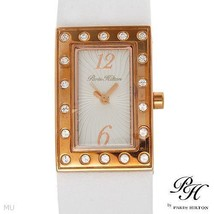 PARIS HILTON Brand New Watch With Genuine Crystals !!! - $149.99
